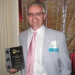 Ian Hancock Wins 2010 HAA Apartment Owner of the Year Award